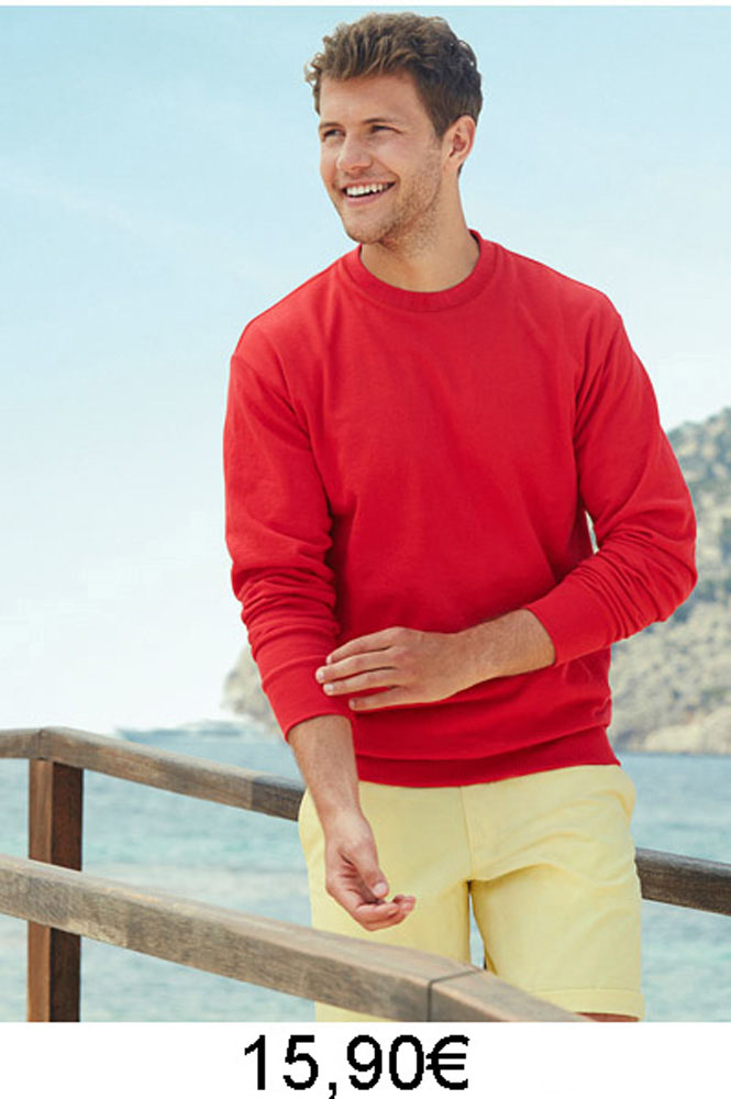 Fruit Of The Loom Lightweight  Sweat