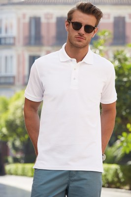 Fruit Of The Loom New Heavy Polo